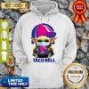 Star Wars Baby Yoda Mask Hug Taco Bell COVID-19 Hoodie