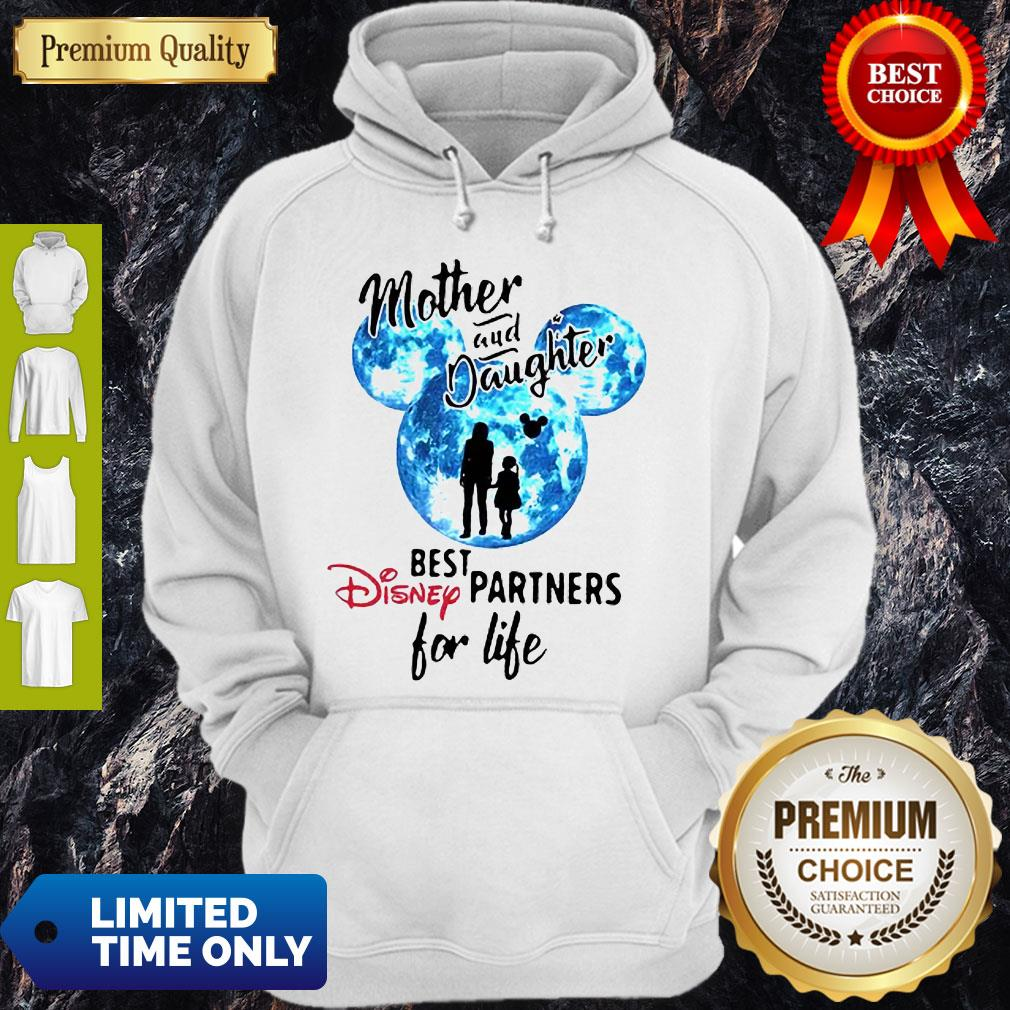 Mickey Mother And Daughter Best Disney Partners For Life Hoodie
