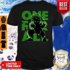 Official One For All 2020 My Hero Academia Shirt