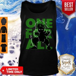 Official One For All 2020 My Hero Academia Tank Top