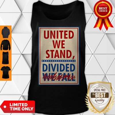 Cute United We Stand The Late Show Stephen Colbert Tank Top