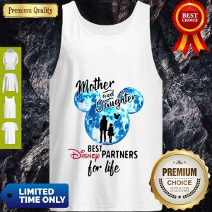 Mickey Mother And Daughter Best Disney Partners For Life Tank Top