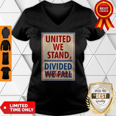 Cute United We Stand The Late Show Stephen Colbert V-Neck