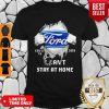 Blood Inside Me Ford COVID-19 2020 I Can't Stay At Home Shirt