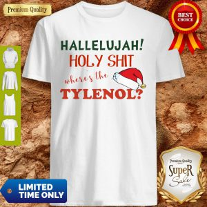 Clark Griswold Rant Where's The Tylenol Christmas Vacation Movie Shirt