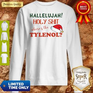 Clark Griswold Rant Where's The Tylenol Christmas Vacation Movie Sweatshirt