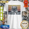 Vintage Truck Yeah Mother Trucker Shirt