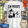 Top That Enough I'm Ready Fishing Shirt