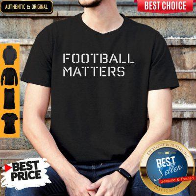 Awesome Dabo Swinney Football Matters Shirt