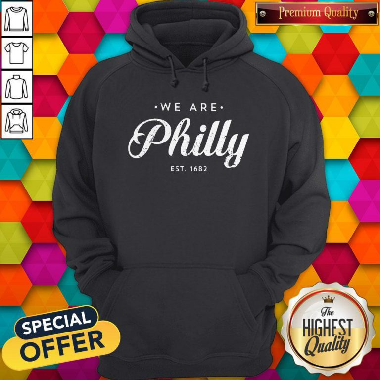 Awesome We Are Philly Hoodie