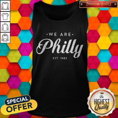 Awesome We Are Philly Tank Top