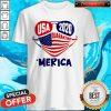Good USA 2020 4th Of July Merica Quarantine Shirt