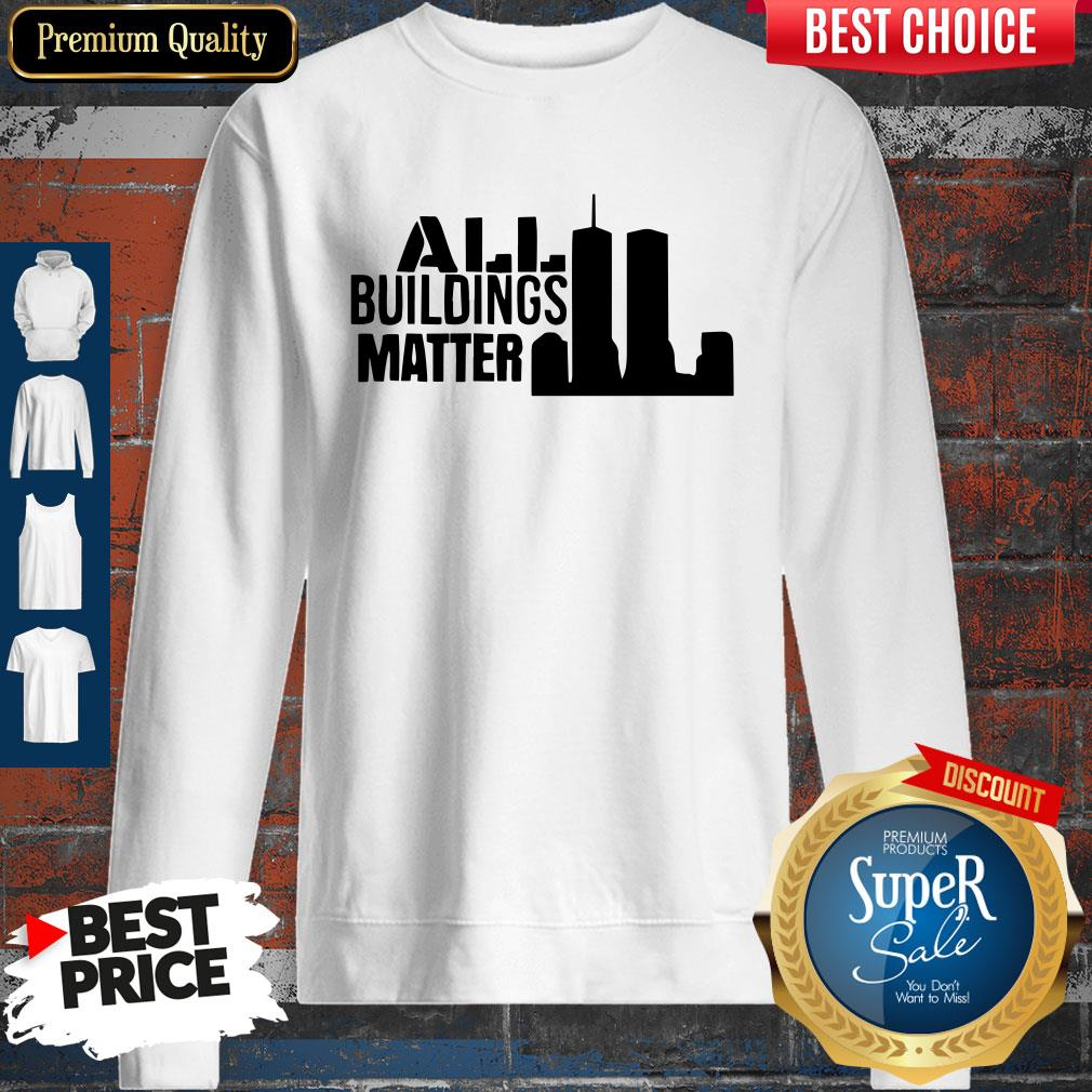 Premium All Building Matter Classic Shirt HandTee Custom