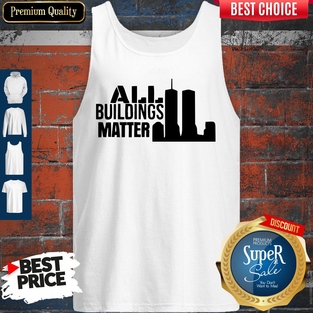 Premium All Building Matter Classic Tank Top