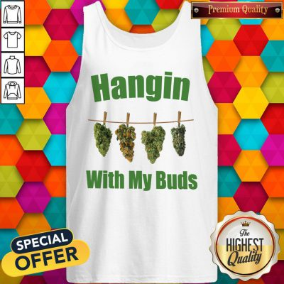 Premium Hangin With My Buds Tank Top