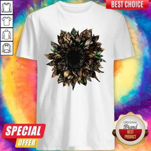 Premium Hunting Sunflower Shirt