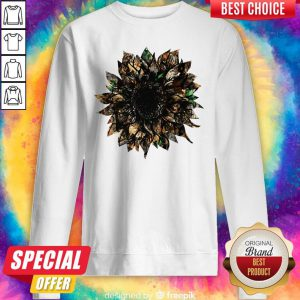 Premium Hunting Sunflower Sweatshirt