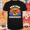 Cute Goat Pew Pew Madafakas Vintage Shirt