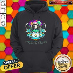 Giorgio A.Tsoukalos I'm Not Saying It Was Aliens But It Was Aliens Hoodie