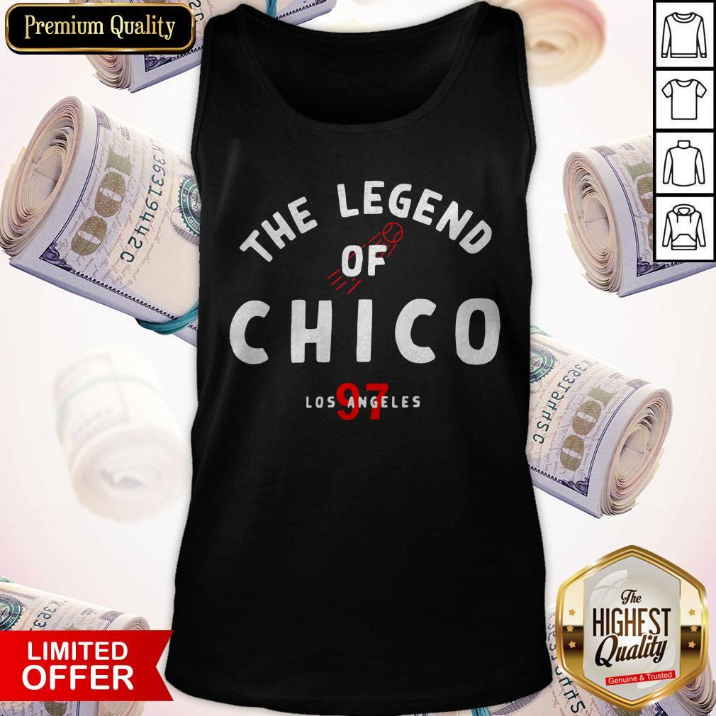 Good The Legend Of Chico Los Angeles 97 Tank Top