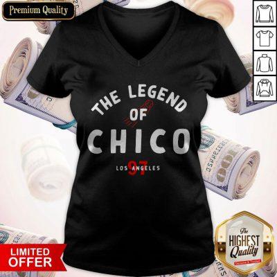 Good The Legend Of Chico Los Angeles 97 V-neck