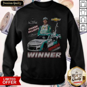 Nascar All Star 2020 Chase Elliott Hendrick Motorsports Winner Sweatshirt