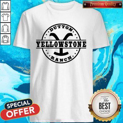 Nice Dutton Yellowstone Ranch Shirt