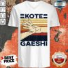 Nice Kote Gaeshi Vintage V-neck