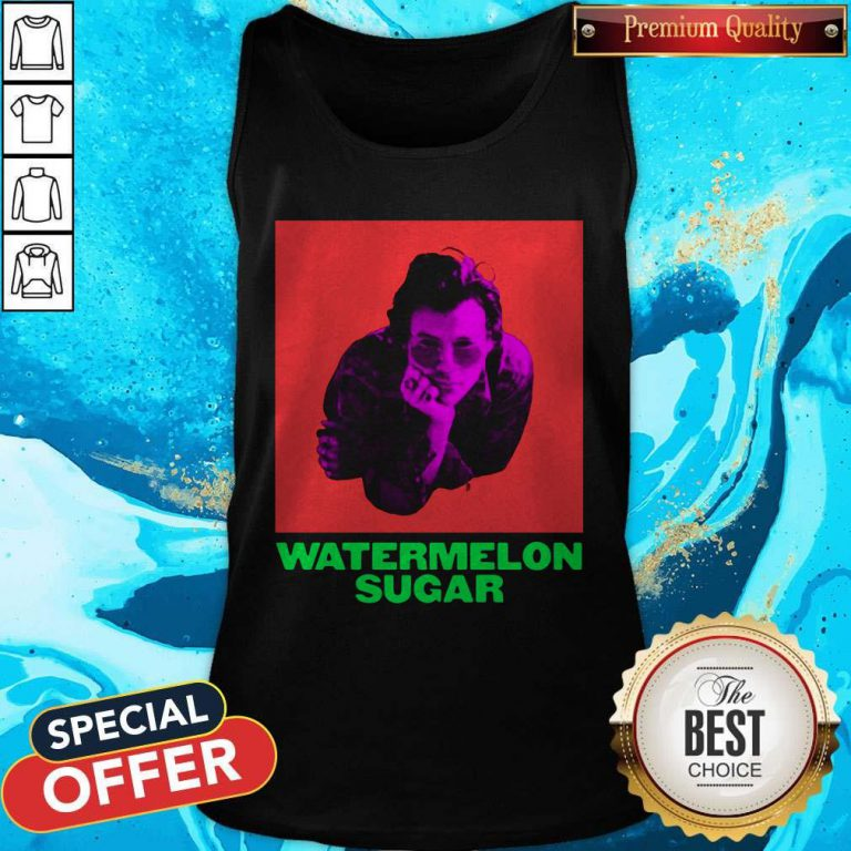 Official Harry Styles Watermelon Sugar Tank Top