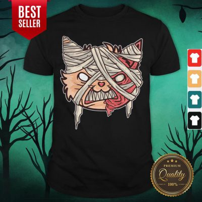 Day Of The Dead Cat Halloween Shirt
