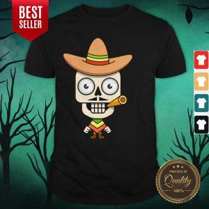 Cowboys Skull Day Of Dead Dia De Muertos Shirt