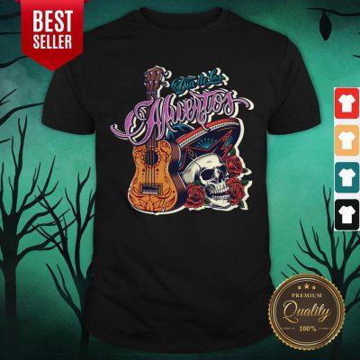 Dia De Los Muertos Vintage Mexican Holiday Shirt