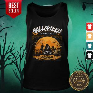 Fooball Tournament Nannual Halloween Tank Top