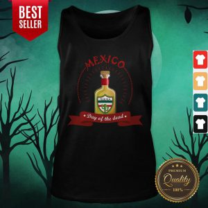 Mexico Tequila Day Of The Dead Tank Top