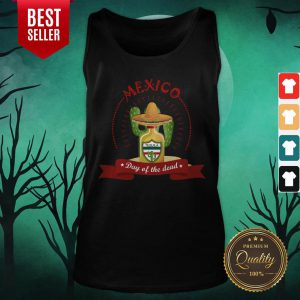Day Of The Dead Tequila Mexican Holiday Tank Top