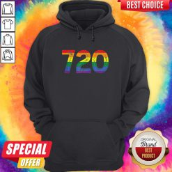 awesome denver lgbt pride flag outfit rainbow hoodie
