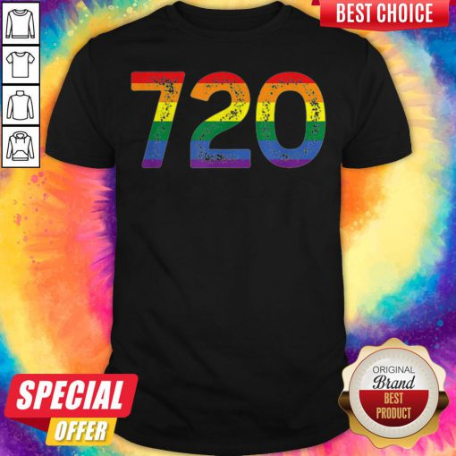 awesome denver lgbt pride flag outfit rainbow shirt
