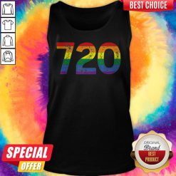 awesome denver lgbt pride flag outfit rainbow tank top