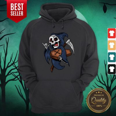 Death Funny Halloween Day 2020 Hoodie