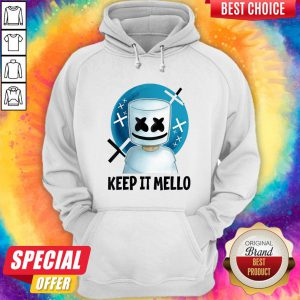 Cute Keep It Mello Hoodie