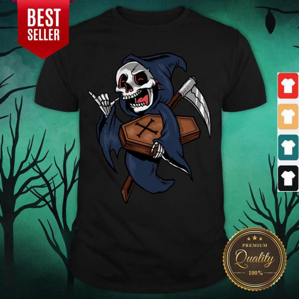 Death Funny Halloween Day 2020 Shirt