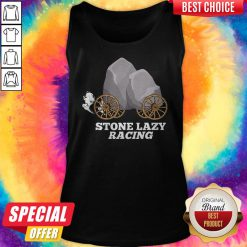Awesome Stone Lazy Racing Tank Top