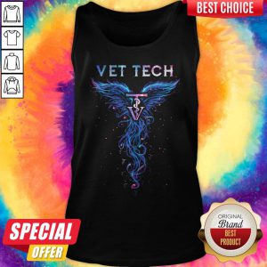 Official Vet Tech Tank Top
