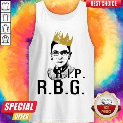 Grateful RIP RBG Ruth Bader Ginsburg Tank Top