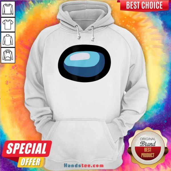Funny Crewmate Or Sus Impostor Gaming Mask For Costume Hoodie- Design By Handstee.com