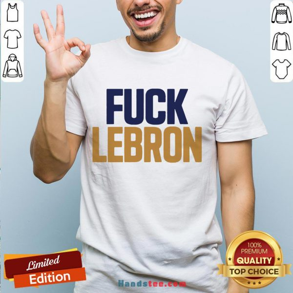 Good Colby Covington Fuck Lebron Shirt- Design By Handstee.com