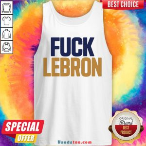Good Colby Covington Fuck Lebron Tank Top- Design By Handstee.com