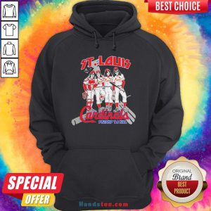Nice St.Louis Cardinals Dressed To Kill Hoodie - Design By Handstee.com