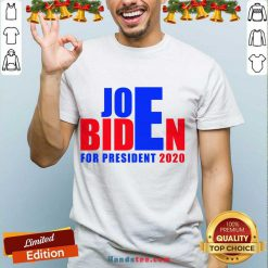 President 2020 Joe Biden Win Trump Shirt- Design By Handstee.com