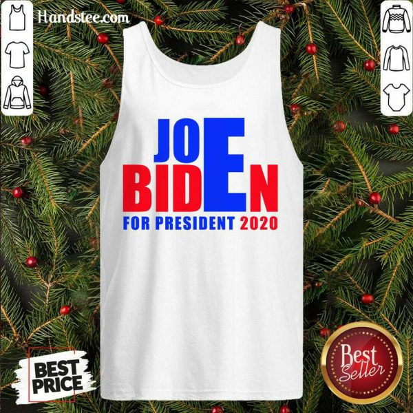 Awesome For President 2020 Joe Biden Win Trump Tank Top- Design By Handstee.com